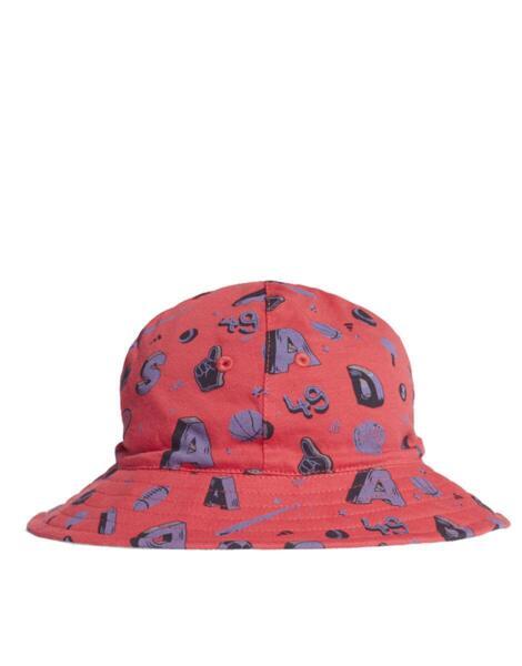 Детска шапка ADIDAS  Bucket Hat Pink