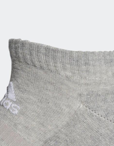 Чорапи ADIDAS Cushioned Low-cut Socks Grey