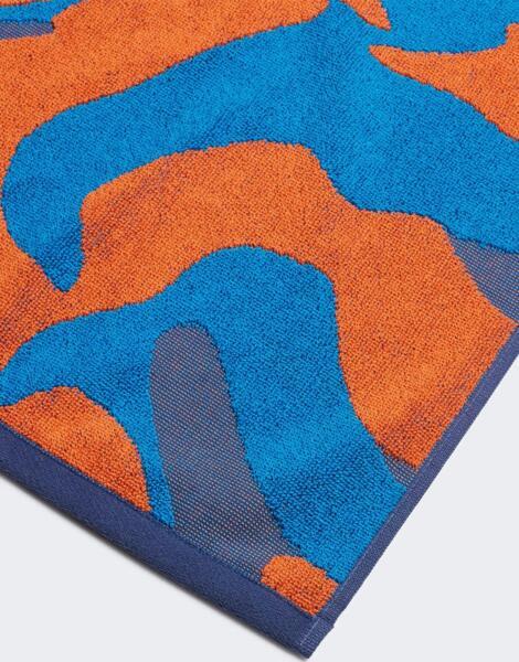 Плажна кърпа ADIDAS Parley Swim Towel Large Blue