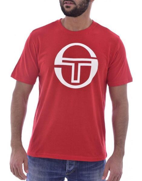 Мъжка тениска SERGIO TACCHINI Stadium Big Logo Tee Red