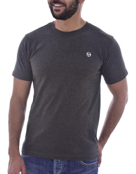 Мъжка тениска SERGIO TACCHINI Iconic Tee Dark Grey