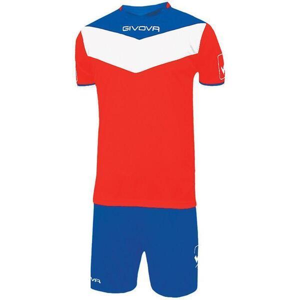 Спортен Екип GIVOVA Kit Campo 1202