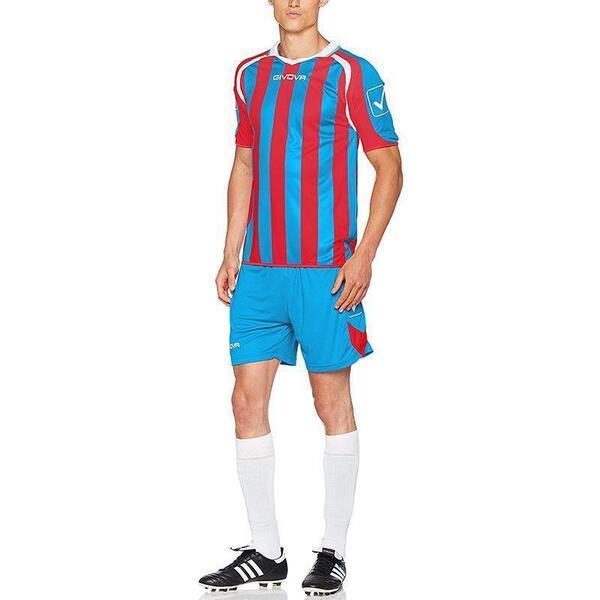 Футболен Екип GIVOVA Football Kit Supporter 0212