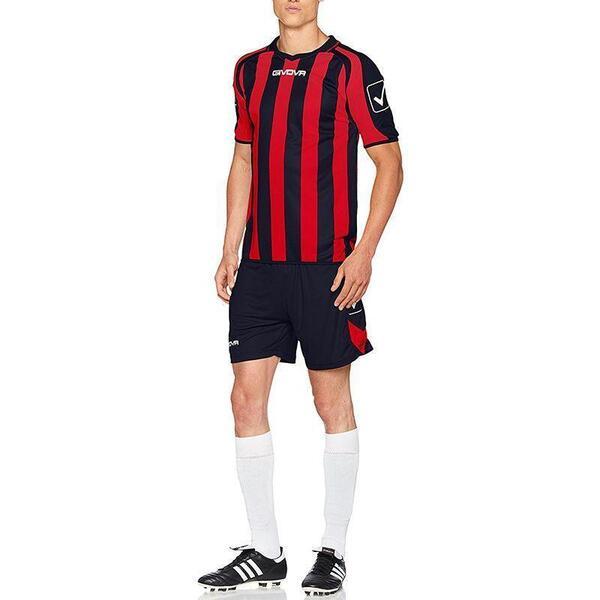 Футболен Екип GIVOVA Football Kit Supporter 0412