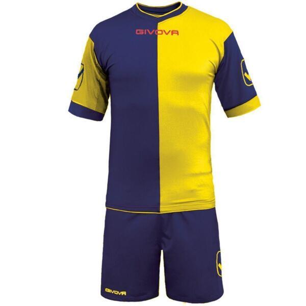 Спортен Екип GIVOVA Kit Combo MC 0407