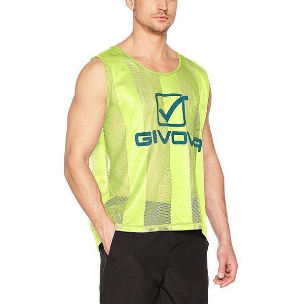 Мъжки Тренировъчен Потник GIVOVA Casacca Pro 0007