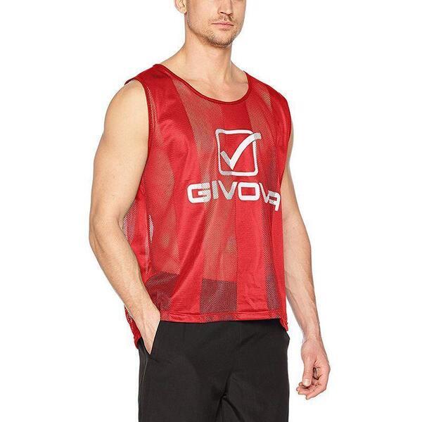 Мъжки Тренировъчен Потник GIVOVA Casacca Pro 0012