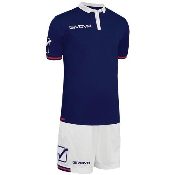 Спортен Екип GIVOVA Kit World ML 0403