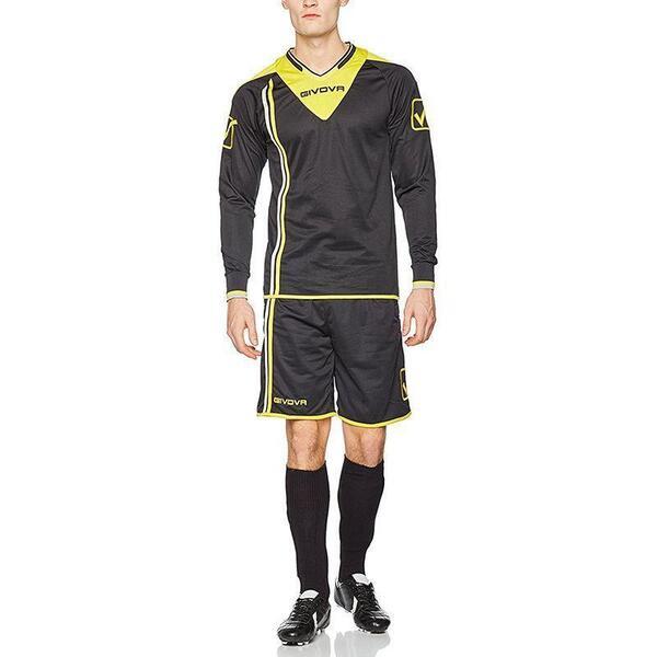 Вратарски Екип GIVOVA Goalkeeper Kit Santiago ML 1007