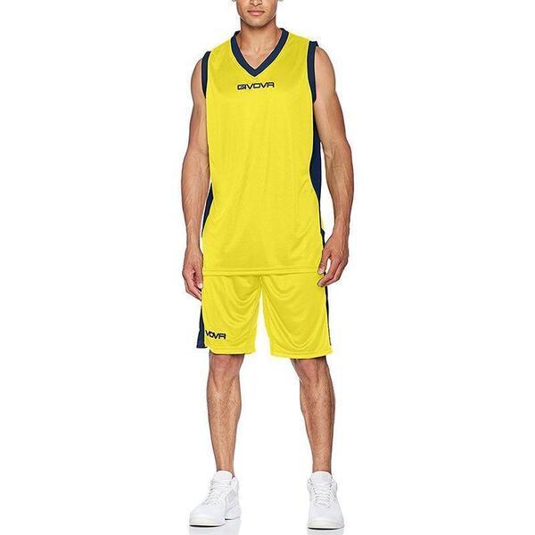 Баскетболен Екип GIVOVA Kit Power 0704