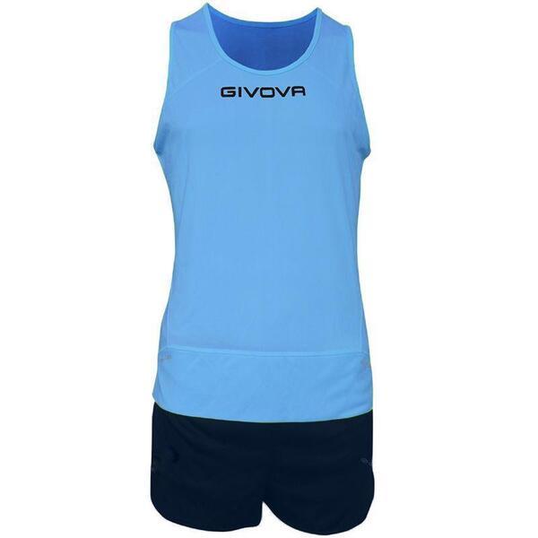 Спортен Екип GIVOVA Аthletics Kit New York 2404