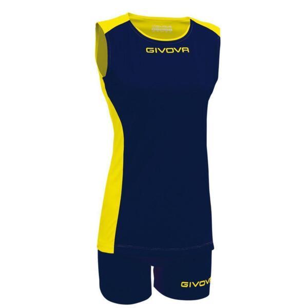 Волейболен Екип GIVOVA Kit Volley Piper 0407