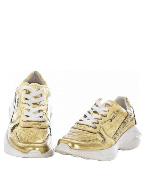GUESS Viterbo Sneakers Gold