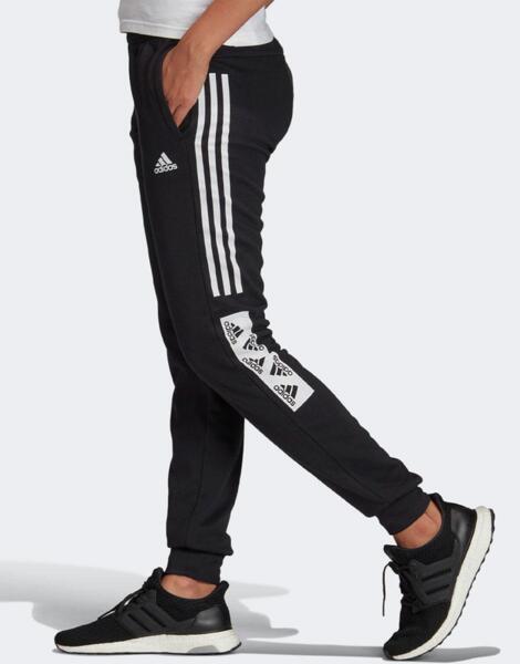 ADIDAS Must Haves Bold Block Pants Black