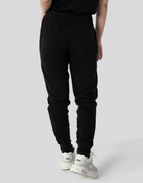 KAPPA Logo Theek Slim Fit Pant Black