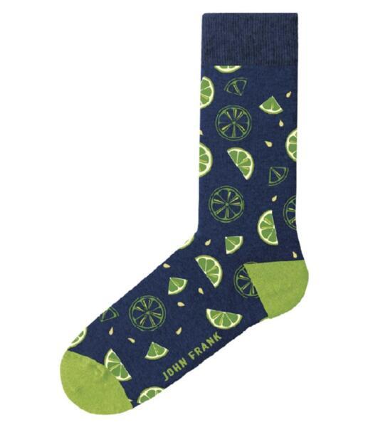 Чорапи John Frank с принт