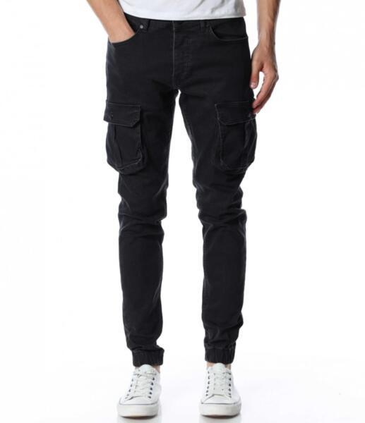 Дънков карго панталон