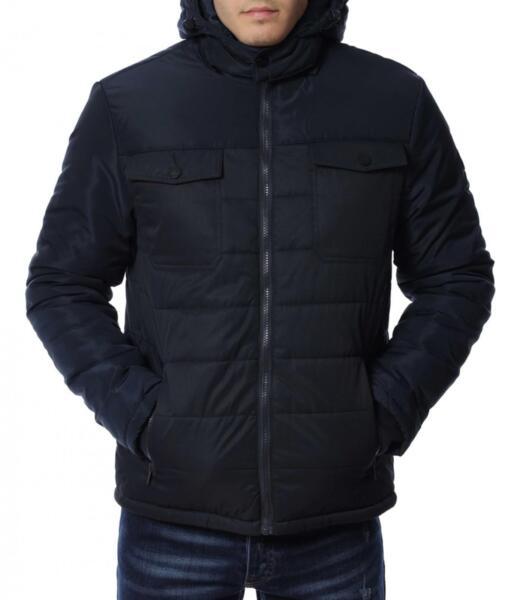 Топло плътно яке