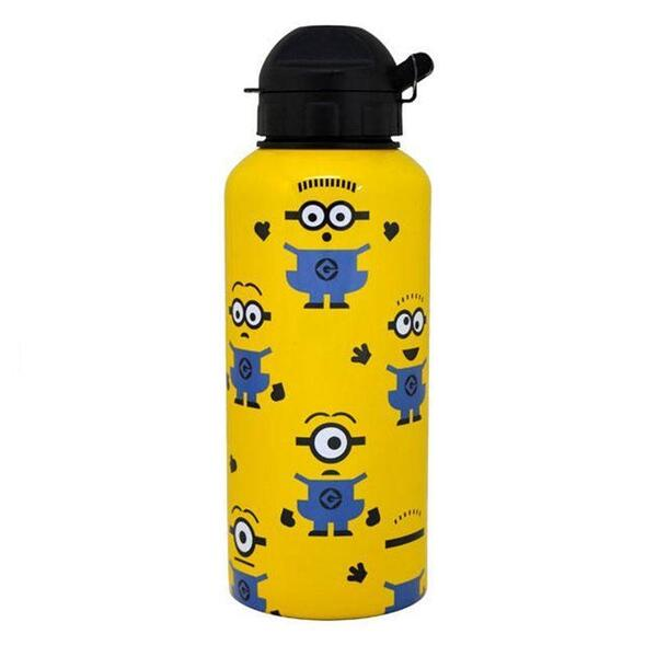 Бутилка DESPICABLE ME Multi Face Aluminium Water Bottle