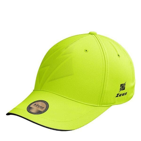 Шапка ZEUS Cappello BCN Giallo Fluo