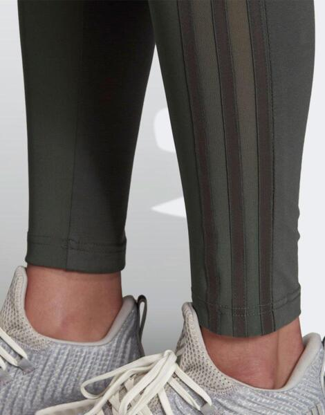 ADIDAS ID Mesh Leggings Grey