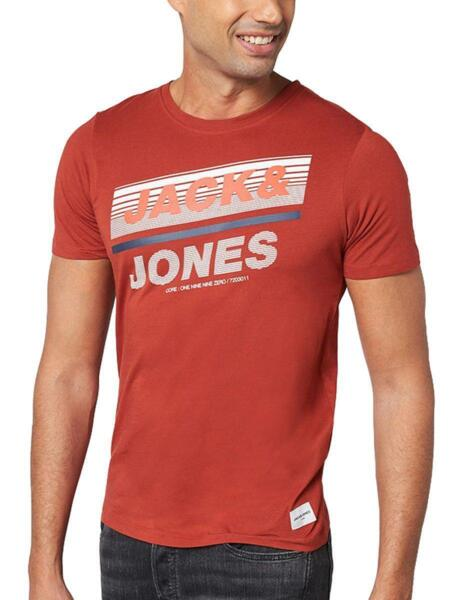JACK&JONES Core Chris Tee Red