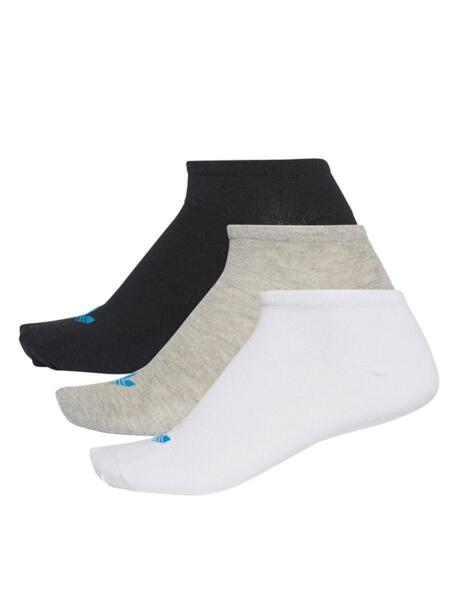 ADIDAS Trefoil Linear Socks 3-Pairs WBG