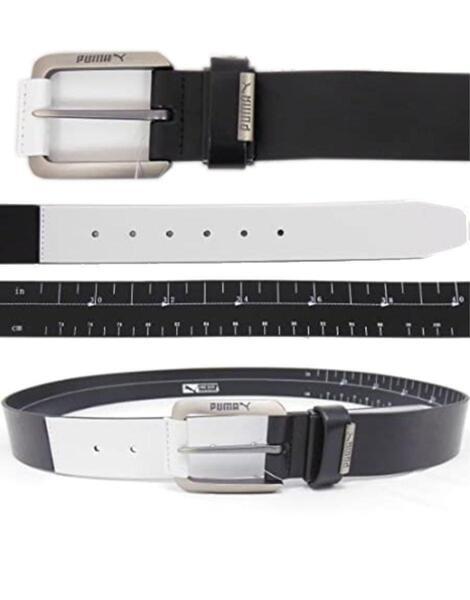 Колан PUMA Colorblock Cut To Lenght Belt Black