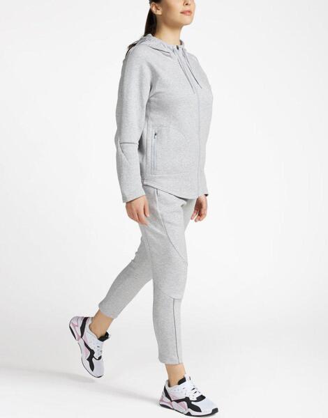 Дамско долнище PUMA Evostripe Move Pants Grey