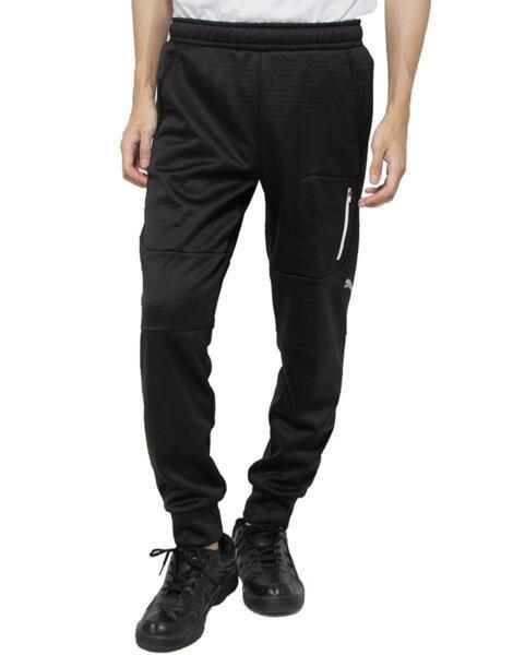Мъжко долнище PUMA Evostripe Warm Pants Black