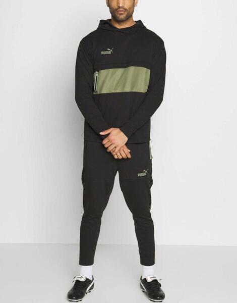Мъжко долнище PUMA FtblNXT Casual Pants Black