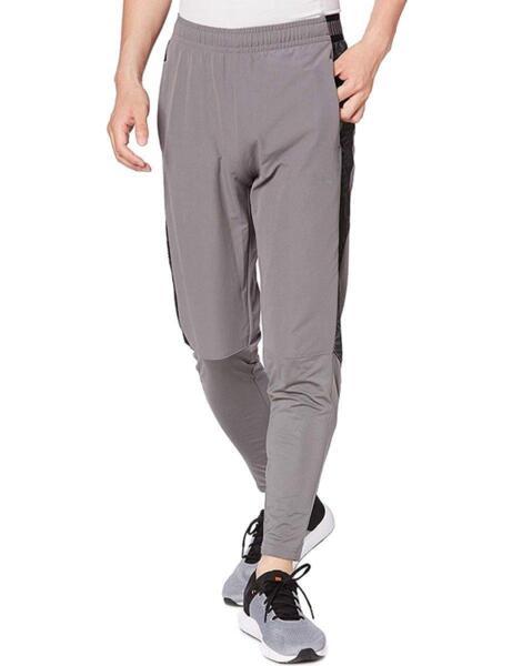 Мъжко долнище PUMA FTBLNXT Casual Woven Pants Grey