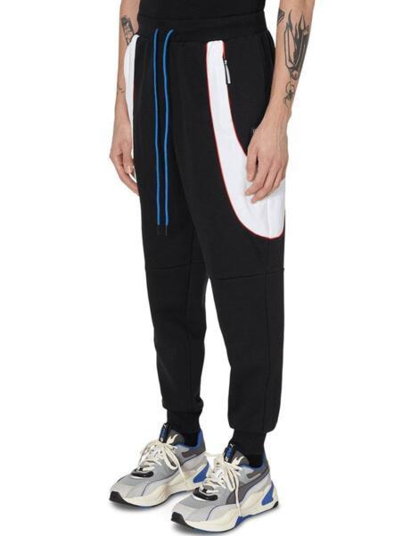 Мъжко долнище UMA FS Winterized Sweatpants Black