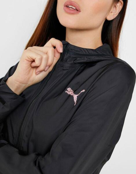 Дамско яке PUMA Shift Packable Jacket Black