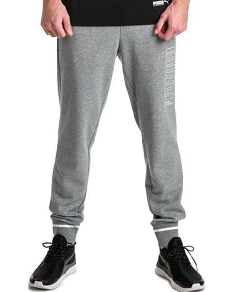Мъжко долнище PUMA Athletics TR Pants Grey