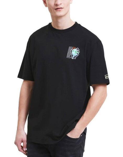 Мъжка тениска PUMA Downtown Graphic Tee Black