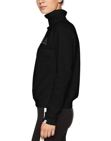 Дамска блуза PUMA Fusion Turtleneck Sweatshirt Black