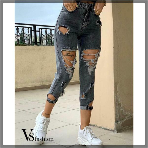 Дамски Дънки BLAIRE от VS Fashion