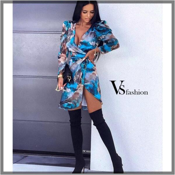 Дамска Рокля IVANNA от VS Fashion