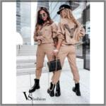 Дамски Панталон SASHA от VS Fashion