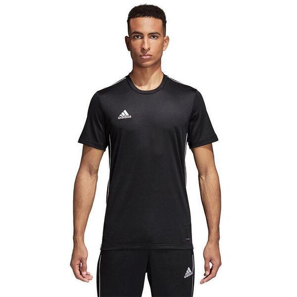 Мъжка Тениска ADIDAS Core 18 Poly T-shirt Jersey