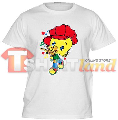 Детска тениска Пате Цигулар