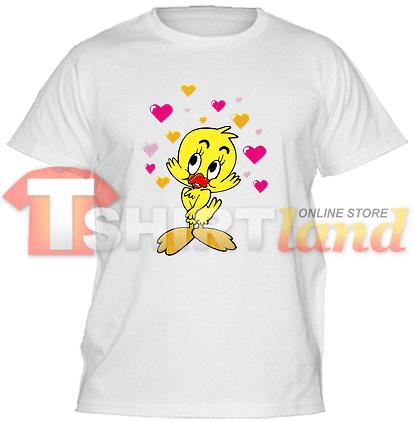 Детска тениска Влюбено пате