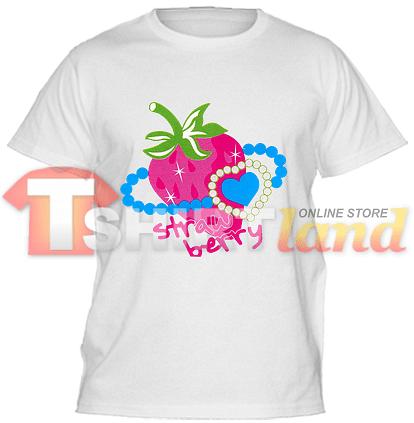 Детска тениска Ягода