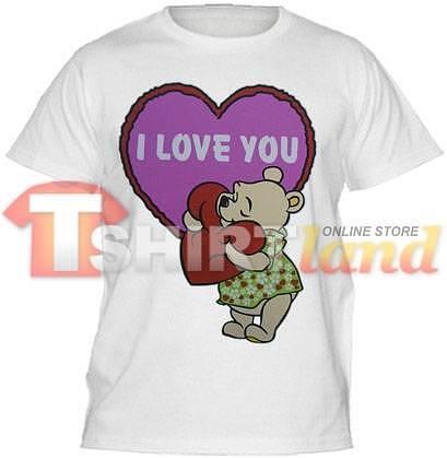 Детска тениска с Мечо Пух