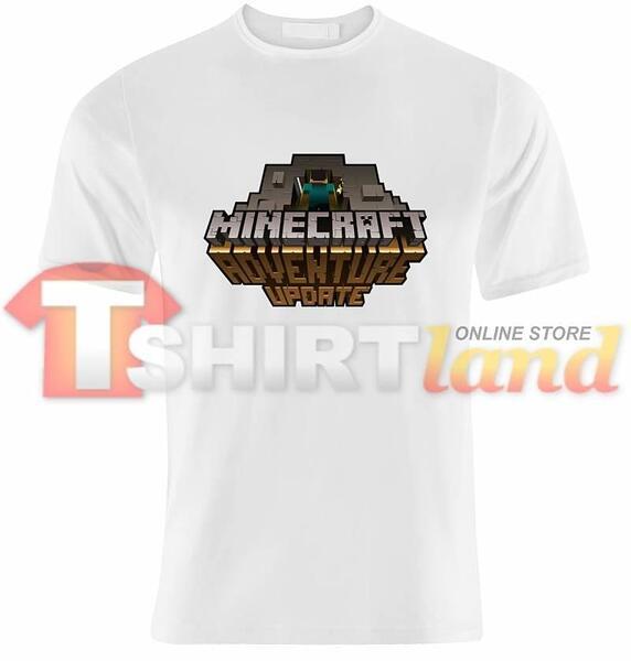 Тениска Minecraft