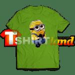Тениска Minions  Срамежлив минион