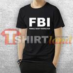 """Тениска """"FBI"""""""