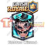 "Тениска ""Clash Royale"" - F43 - Electro wizard"