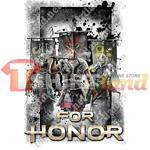 """Тениска """"For Honor"""" - F46 - Съюз"""